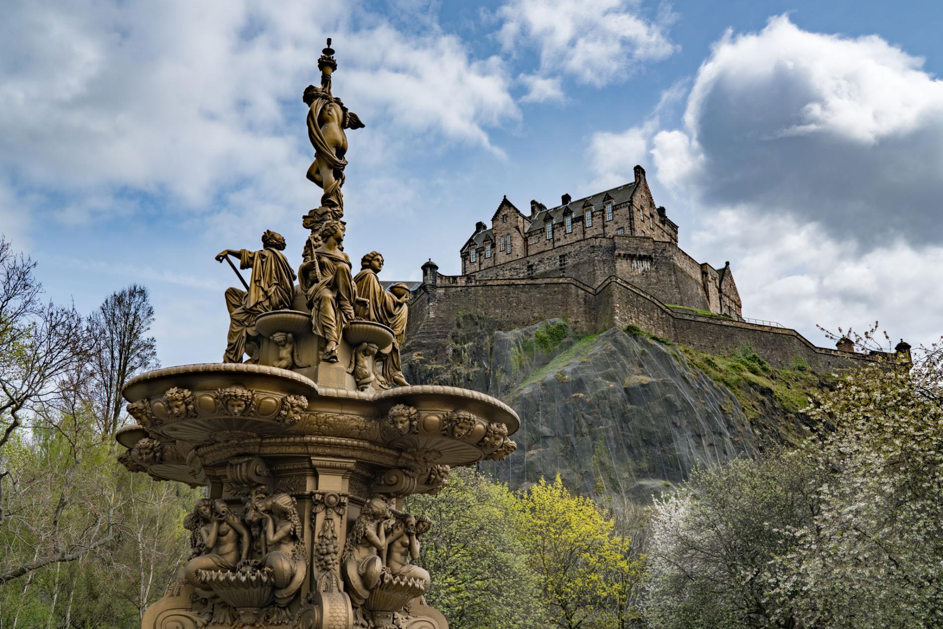 Edinburgh carpet cleaning